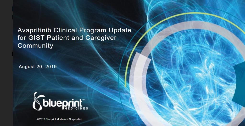 Avapritinib Clinical Trial Update